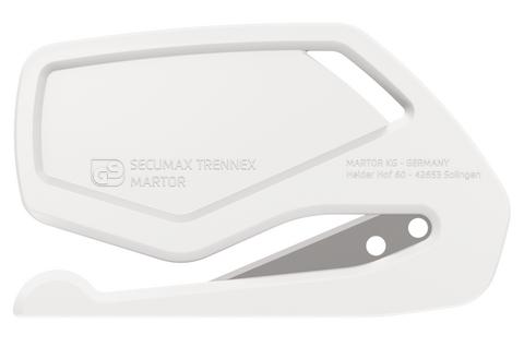 06200022.16 Martor 100 Stück Secumax Trennex weiß