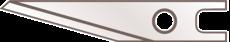 605.65 Martor 100 Stück Grafikklinge Nr. 605