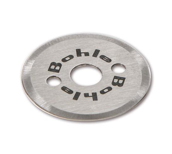 BO725 10 Stück Rundklingen, Durchmesser 25 mm