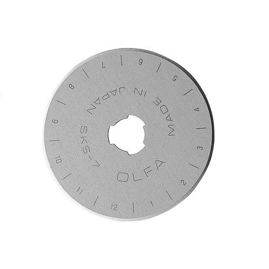 RB45-10.60AH 60 Stück Olfa-Rundklingen 45 mm