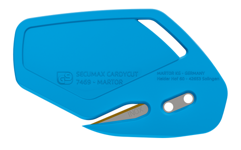 746912.16.1 Martor 1 Stück Secumax Cardycut Inox, TiN, 2 mm