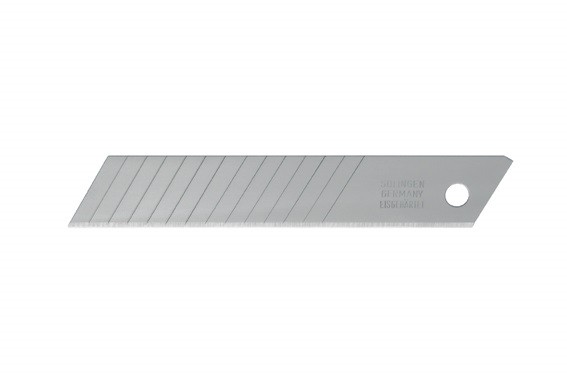 07-025-078.10.AH 10 Stück Abbrechklingen 18 mm Profi Spezial