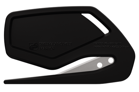 8500112.16 Martor 100 Stück Secumax Polycut schwarz, glasfaserverstärkt